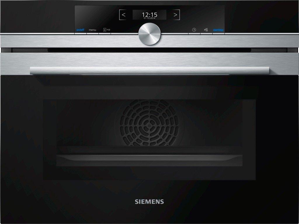 Siemens CM633GBS1 iQ700 Backofen Elektro mit Mikrowelle